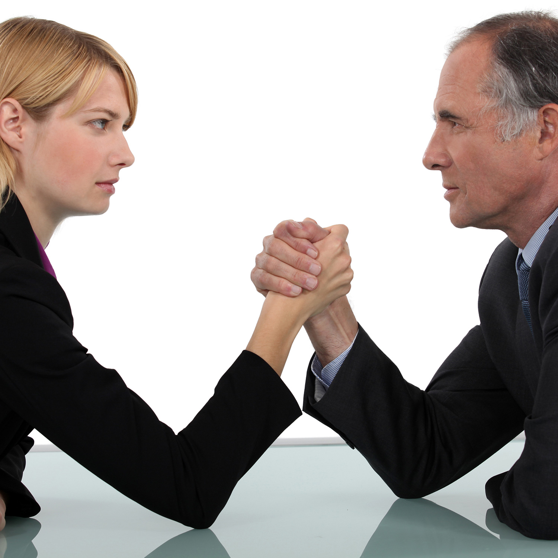 www man vs woman